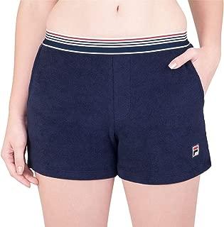 Shorts Fila Towel Marinho