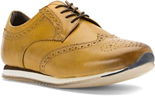 Hardy Women's Maria Oxfords Shoes Mustard