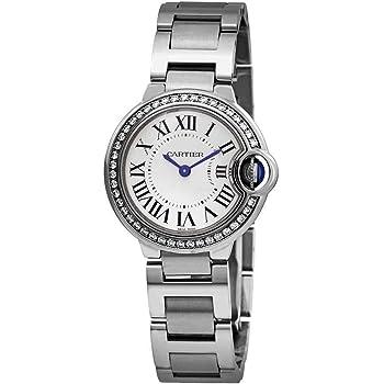 Cartier Ballon Bleu Diamond Ladies Watch W4BB0015