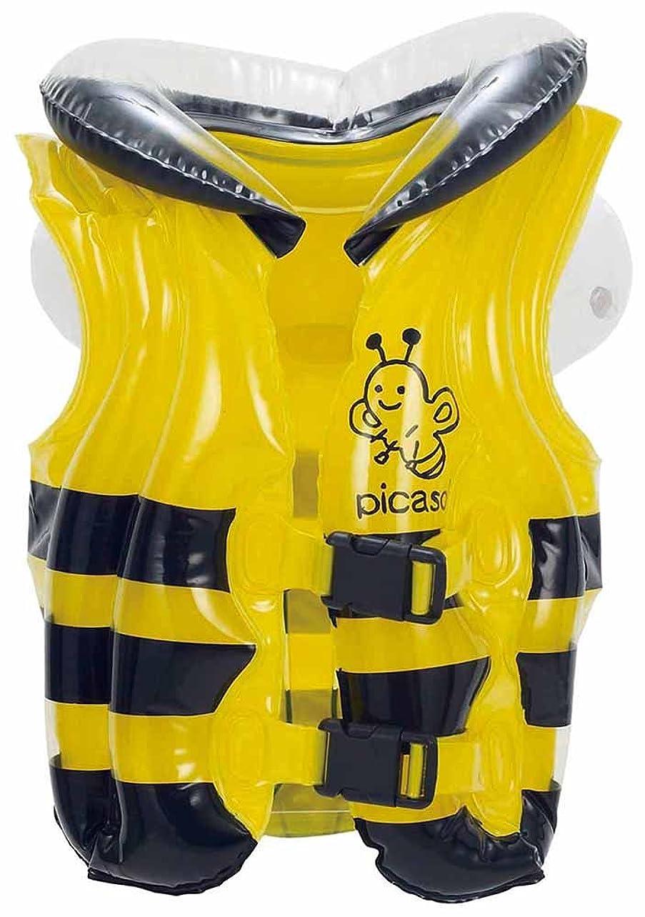 賃金翻訳する衣装インフレベストミツバチ  42×40㎝ DU-15020