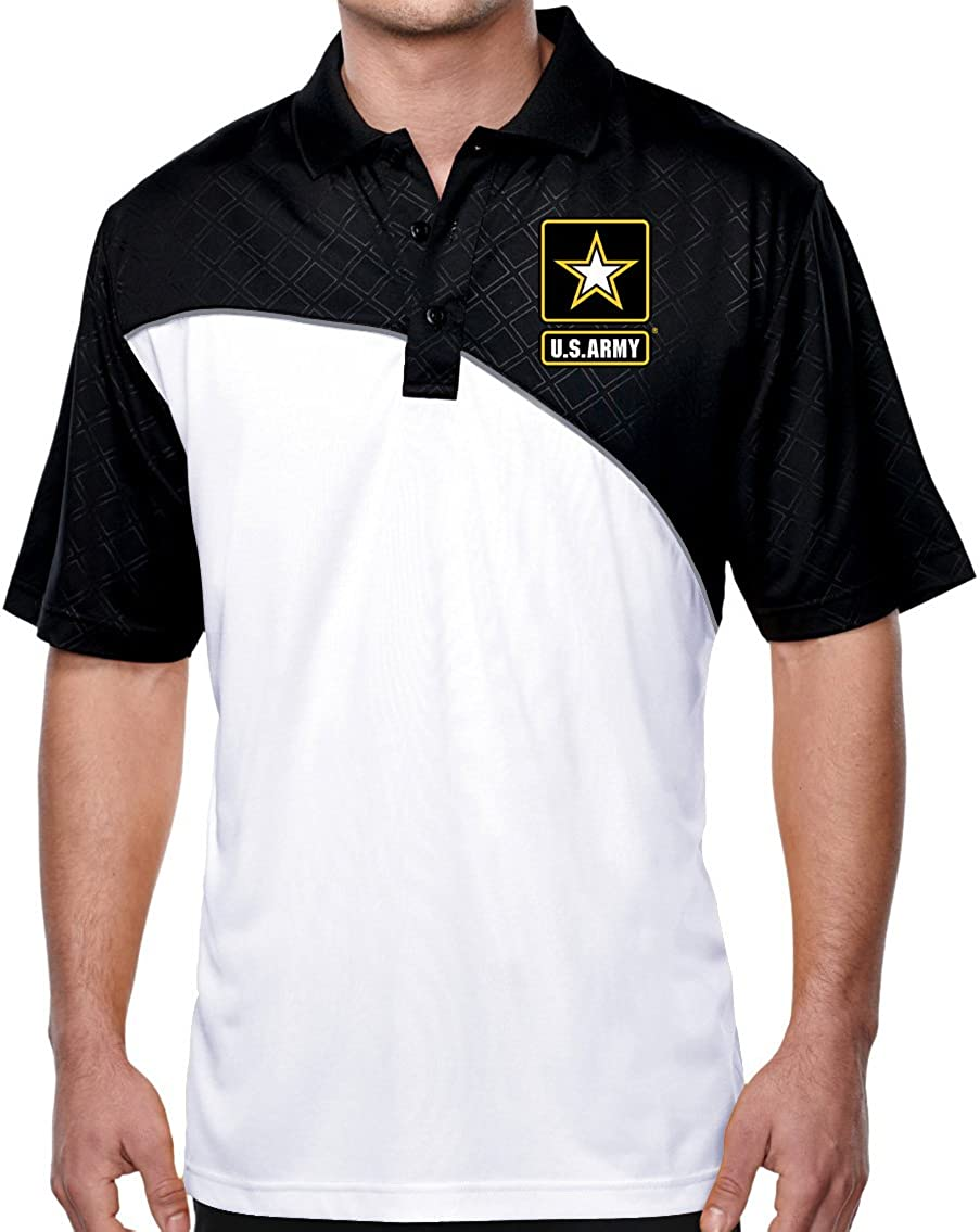 Buy Cool Shirts Mens US Polo Elite Military Safety and trust Army Large-scale sale Shirt