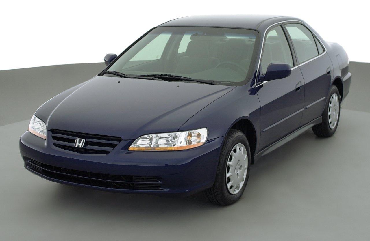 Amazon.com: 2001 Honda Accord Reviews, Images, and Specs ...