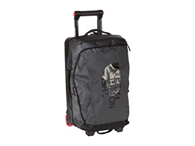 The North Face Rolling Thunder 22 (Asphalt Grey/TNF Black) Luggage