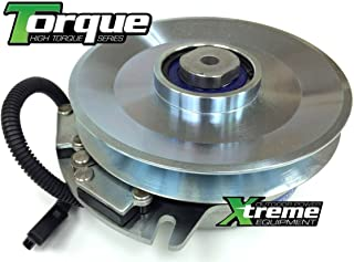 Electric PTO Clutch for Exmark, Toro, Wright Stander Mower Tractor Warner 5218-215, 5218-44, 5218-80, 5218-80C