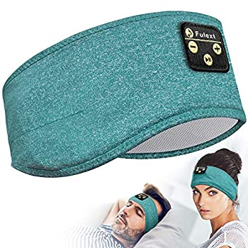 Lavince Sleep Headphones Bluetooth Sports Headband Wireless Sports Headband Headphones with Ultra-Thin HD Stereo Speakers Perfect for Workout,Jogging,Yoga,Insomnia,Side Sleepers,Air Travel,Meditation