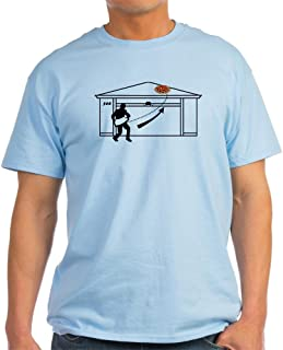 CafePress Pizza On Roof Breaking Bad T-Shirt Cotton T-Shirt