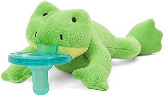 WubbaNub Green Frog Pacifier