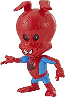 Spider-Man Movie Eye Action Honolulu : Into The Spider-Verse Spin Vision Spider-Ham Action Figures, Multi