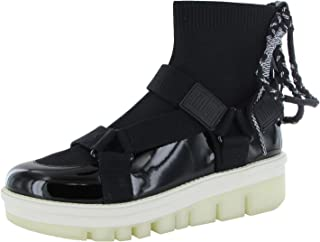 FitFlop Womens Spacer Z-Strap Sneaker Boots