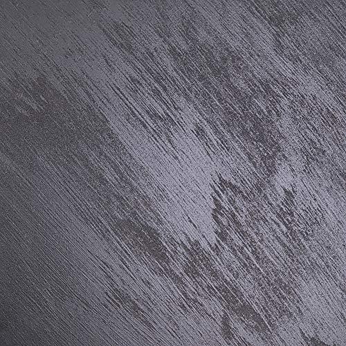 Vernice decorativa da parete, effetto madreperla sabbiato, antracite, 2 kg, 10 m² ca.