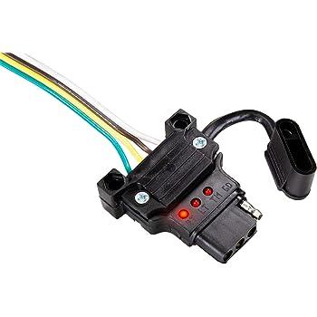 Hopkins 46105 4 Wire Flat Universal Wiring Kit