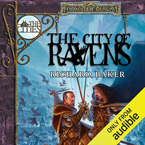 Couverture de The City of Ravens