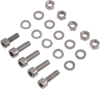 AKF Set: Zylinderschrauben, Innensechskant in Edelstahl für Kotflügel/Schutzblech hinten S50, S51, S53, S70, S83