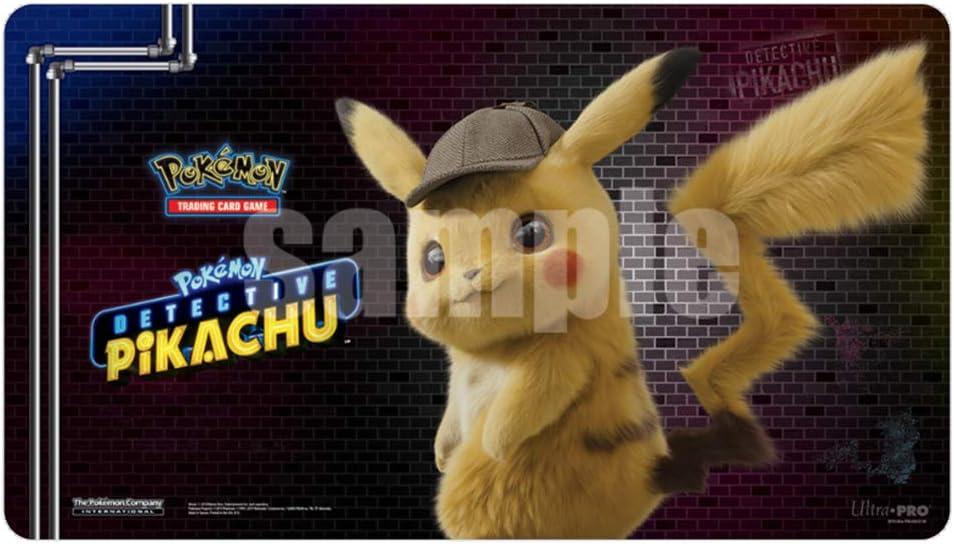 Ultra Pro E-15205 5 ☆ popular Playmat-Pikachu Virginia Beach Mall Multi Detective