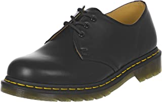 Dr. Martens DM10085001, Derby, Noir (Black Smooth), 36 EU