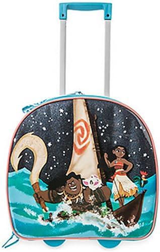 Offizielle Disney Moana Kinder leuchten Koffer Trolley