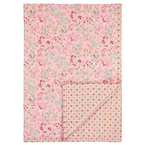 PIP Studio Quilt Jaipur Flower | pink - 180 x 260