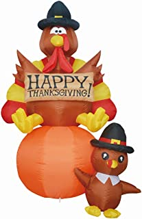 Best thanksgiving yard decorations inflatable Reviews