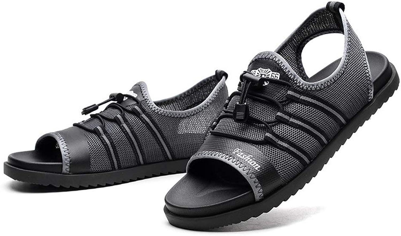 WANG XIN Summer Men Beach Sandals Sandals Man Slippers shoes