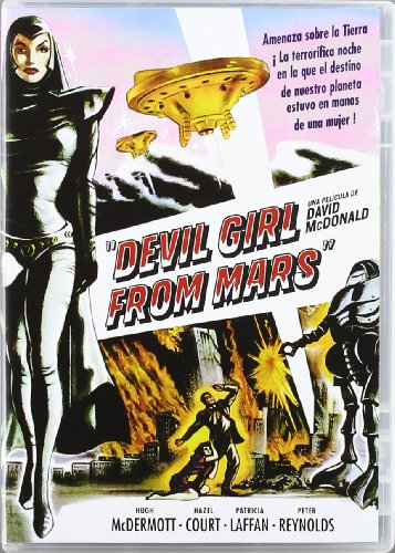 Devil Girl From Mars [Francia] [DVD]
