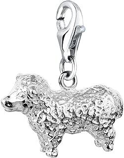 argent sterling 925 pour tous les bracelets /à breloques 713300-000 Scorpion Nenalina Charm Pendentif Zodiac