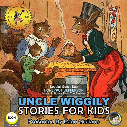 Uncle Wiggily Stories for Kids cover art