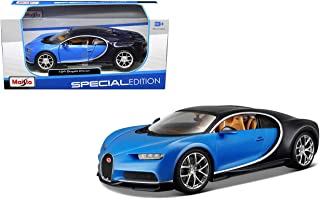 Maisto 1:24 W/B Special Edition Bugatti Chiron Die Cast Vehicle