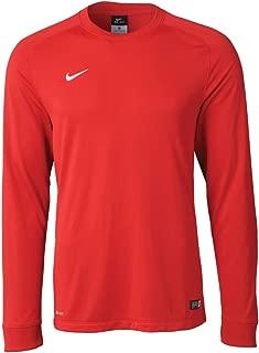 Nike Long Sleeve Park Goalie II Jersey (Red) (M)