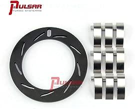 Pulsar Turbo Upgrade Nitrided Unison Ring Nozzle Ring plus 13.2mm Vane Kit for 05-07 6.0L Powerstroke 6.6L DURAMAX LLY LBZ VNT VGT GT3782VA GT3788VA Turbo