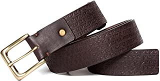 Pepe Jeans Cinturón hombre Deman Belt Marrón