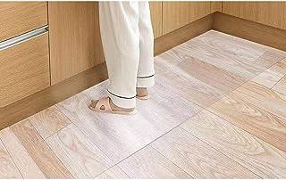 地垫 床保護 冷蔵庫マット:40X180cmクラス キズ防止 凹み防止 カビ防止 無色 透明 耐熱 防水 汚れ対応 抗菌 滑り止め 床マット キッチンまっと 床保護シート