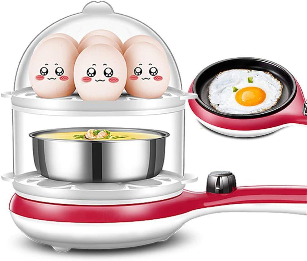 ZJDU New arrival Egg Cooker 350W Electric Steamer White Ranking TOP14 Bo Maker