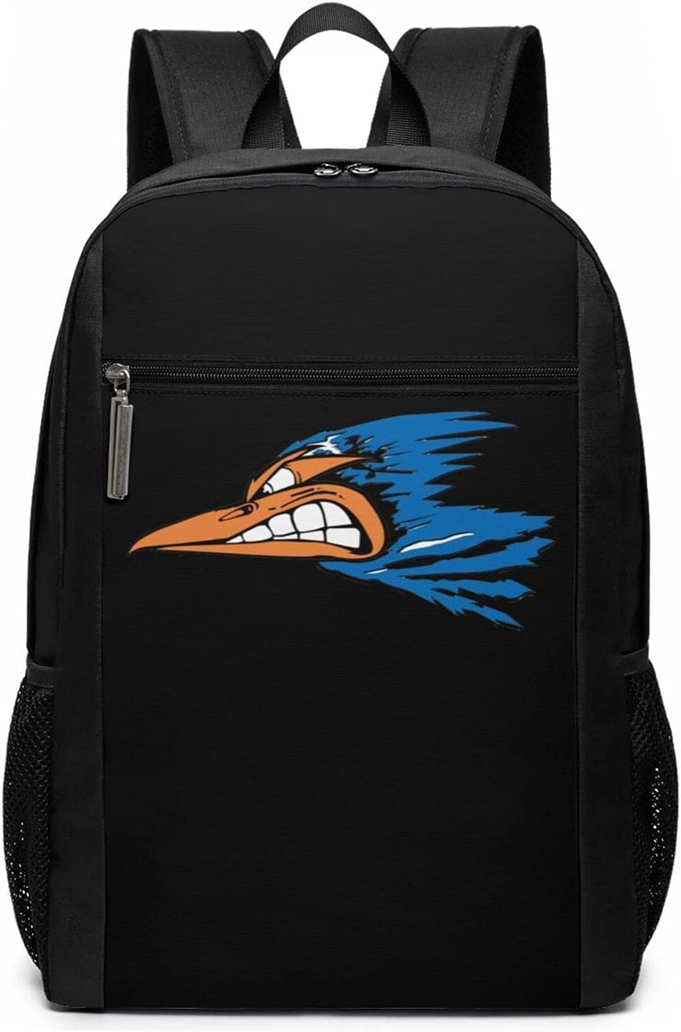Angelina College Logo Backpack Gift Sports Print Max 82% OFF Travel Our shop OFFers the best service Unisex B