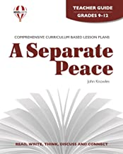 Separate Peace - Teacher Guide by Novel Units