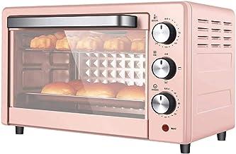 MDHDGAO 22L Mini fourneau à température réglable 0-250D 60 minutes Minuterie Three-couche Position de cuisson Household Cu...