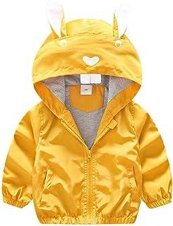 [ジンニュウ] 子供服 男の子 マウンテンパーカー コート 防寒 防風 フード付き 秋 アウトドア 大きいサイズ 厚手 おしゃれ