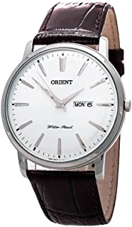 orient quartz dress watch