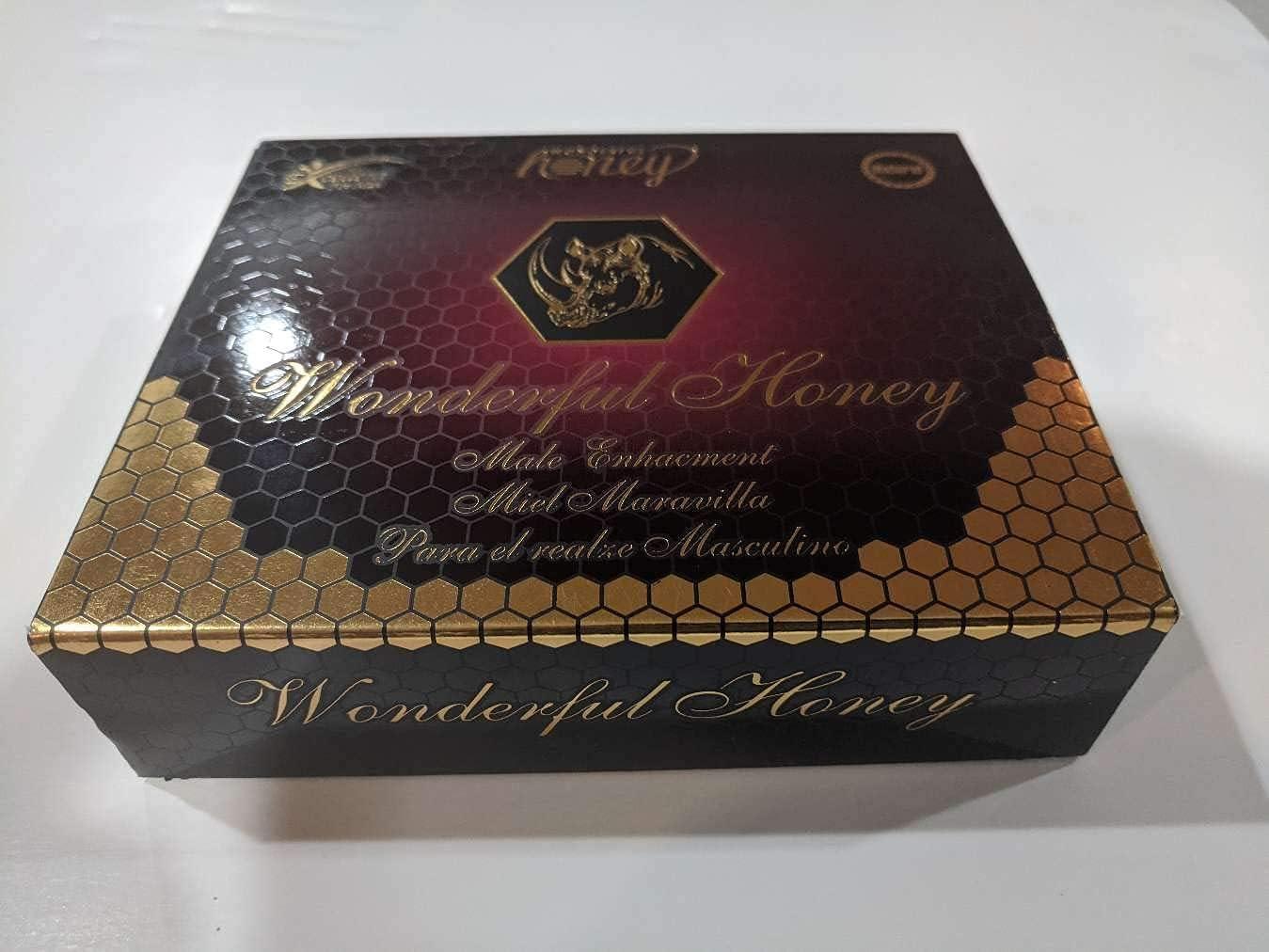 Wonderful Honey for Men - 12 x 15 Pack Sachets 2 Popular Luxury goods brand in the world Gram 24
