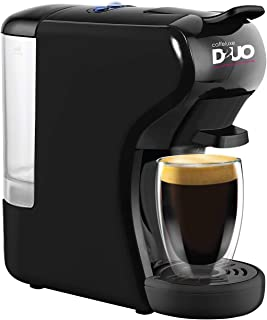 Caffeluxe Duo Machine - Compatible with Nespresso & Dolce Gusto Pods in One Machine