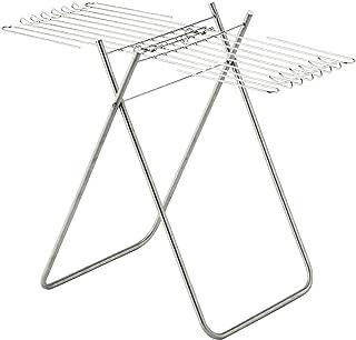 [ベルメゾン] バスタオルハンガー 折りたたみ バスタオルも干せる 物干し台・物干しラック