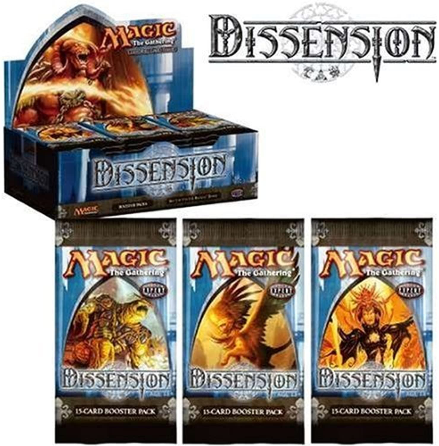 MTG Dissension Booster by Wizards of the Coast