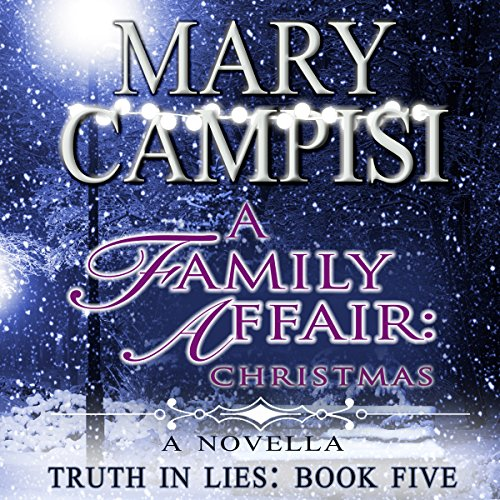 A Family Affair: Christmas cover art