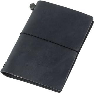 トラベラーズノート パスポートサイズ 黒 15026006