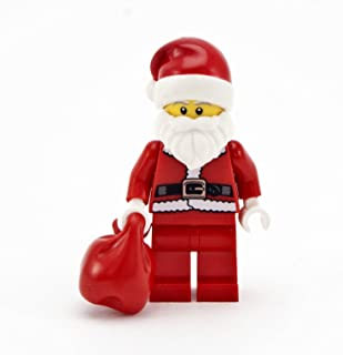 LEGO Creator Holiday Minifigure - Santa Claus with Red Sack (10245)