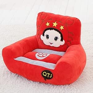 DBSCD Children s Mini Sofa Children  Mini Children s Sofa Seat Children  nbsp Cartoon  Cute Child Seat Soft Toy Chair Tatto Soft Living Room Bedroom Nursery-U 60x35cm  24x14inch