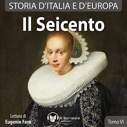 Il Seicento audiobook cover art