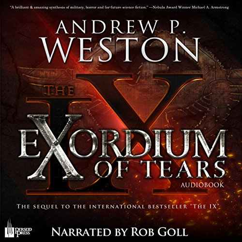 Exordium of Tears audiobook cover art