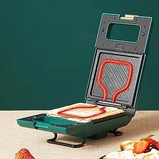 AJH Sandwich Toastie Maker avec Sandwich Maker Petit-déjeuner Multifonction Domestique Petit gaufrier