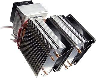 DC 12V Peltier Refrigeración Aire Refrigeración Radiador Sistema DIY 20A 180W Semiconductor Refrigerador Aire Acondicionado
