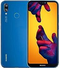 "HUAWEI P20 Lite (32GB + 4GB RAM) 5.84"" FHD+ Display, 4G LTE Dual SIM GSM Factory Unlocked Smartphone ANE-LX3 - Internation..."